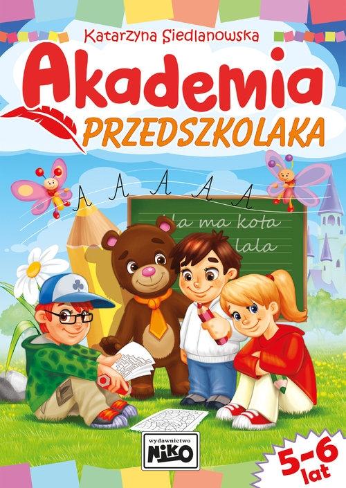 Akademia przedszkolaka Siedlanowska Katarzyna