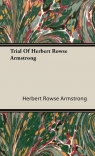 Trial Of Herbert Rowse Armstrong