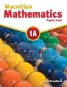 Macmillan Mathematics 1A PB with CD-ROM Paul Broadbent