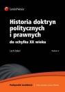 Historia doktryn politycznych i prawnych do schyłku XX wieku Dubel Lech