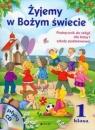 Żyjemy w Bożym świecie 1 Religia podręcznik z płytą CDSzkoła Kondrak Elżbieta, Kurpiński Dariusz, Snopek Jerzy