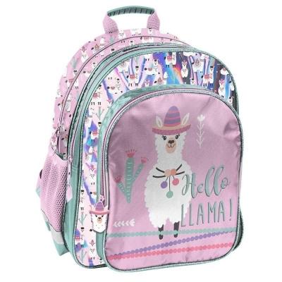 Plecak szkolny Lama (PP19LA-090)
