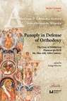 Panoply in Defense of Orthodoxy