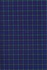 Brulion A5 w kratkę 192 kartki szkocka krata