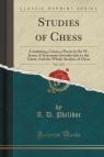 Studies of Chess, Vol. 1 of 2
