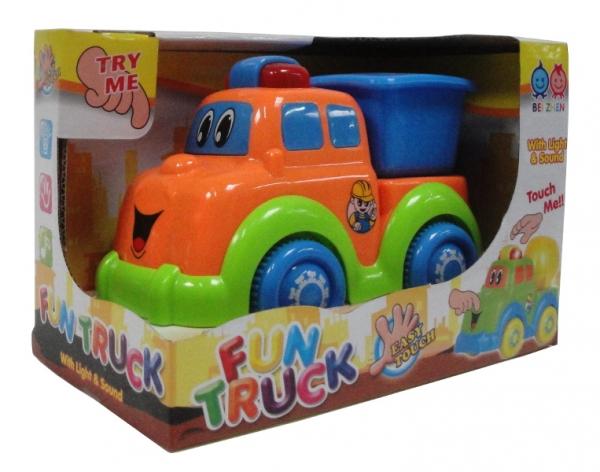 Auto ciężarówka