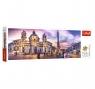 Puzzle 500: Panorama - Piazza Navona, Rzym (29501)