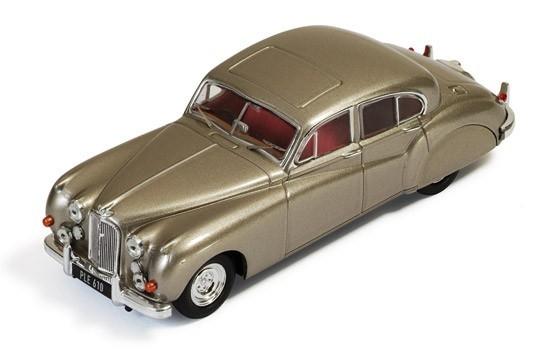 Jaguar MKVII 1954 (dark silver)