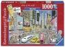 Puzzle 1000 elementów - Nowy Jork (197873)