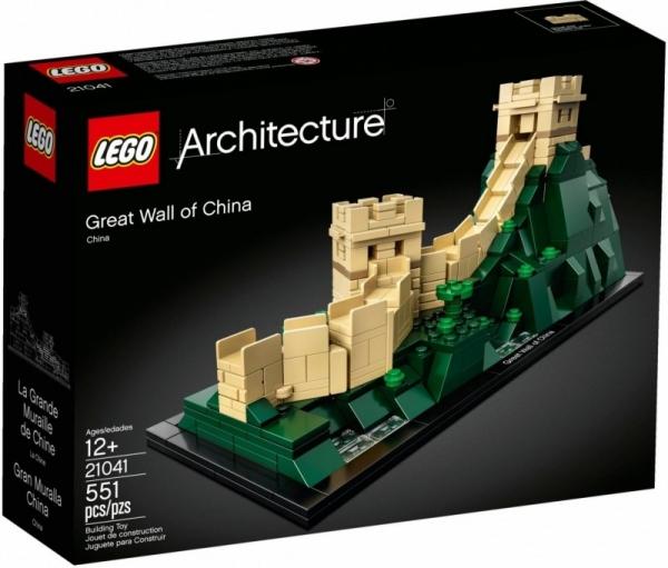 Lego Architecture: Wielki Mur Chiński (21041)