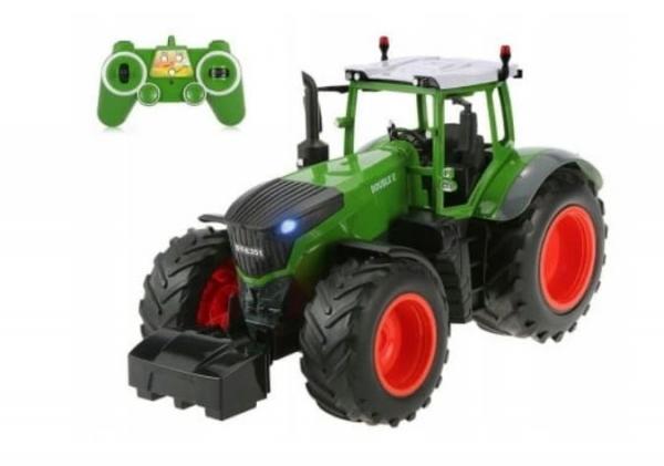 Pojazd Double Eagle Traktor z ładowaczem czołowym R/C (DO-E356)
