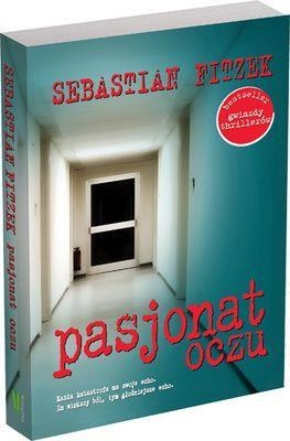 Pasjonat oczu Fitzek Sebastian