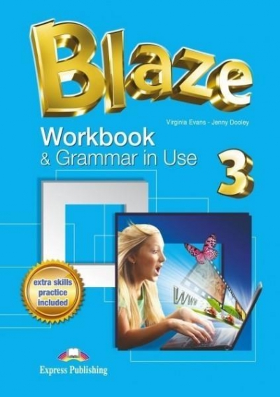 Blaze 3 WB Grammar EXPRESS PUBLISHING Virginia Evans, Jenny Dooley