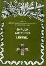 29 pułk artylerii lekiej