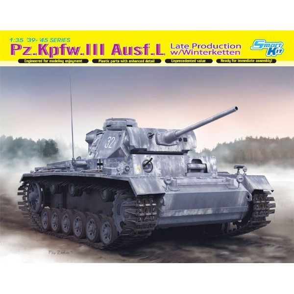 DRAGON Pz.Kpfw.III Ausf.L Late