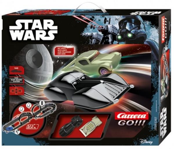 CARRERA GO!!! Star Wars (62387)