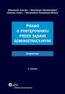 Prawo o postępowaniu przed sądami administracyjnymi. Komentarz  Bogusław  Dauter, Gruszczyński Bogusław, Kabat Andrzej, Niezgódka-Medek Małgorzata