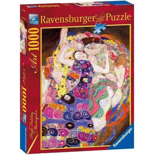 Puzzle 1000: Gustav Klimt, Dziewica