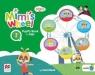 Mimi's Wheel 1. Książka ucznia + kod do NAVIO (wer. PLUS) Carol Read