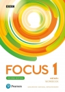 Focus 1 2ed. WB A2/A2+ Online Practice PEARSON