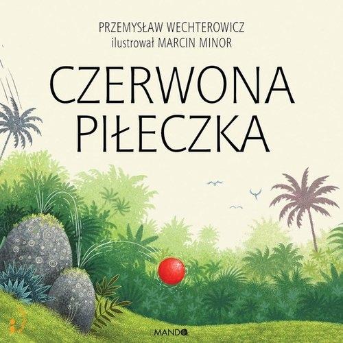 Czerwona piłeczka Wechterowicz Przemysław , Minor Marcin