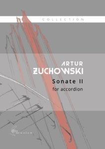 Sonata II na akordeon Artur uchowski