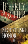 Złodziejski honor Archer Jeffrey