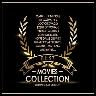 Best Movies Colletion 2CD praca zbiorowa