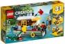 Lego Creator: Łódź mieszkalna (31093) Wiek: 7+