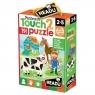 Montessori: Pierwsze Puzzle - Farma