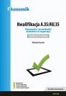 Kwalifikacja A.35/AU35 Planowanie i prowadzenie działalności w organizacji Piasecka Wioletta
