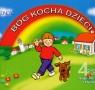 Katechizm dla 4 latka Bóg kocha dzieci podręcznik Elżbieta Osewska Józef Stala