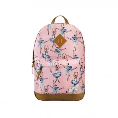 Plecak Baletnice różowy