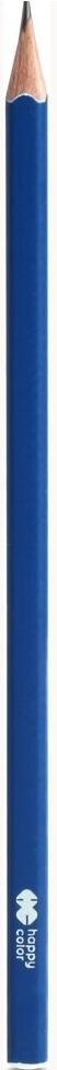 Ołówek kwadratowy Trendy HB (12szt) HAPPY COLOR