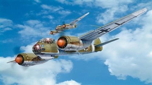 ITALERI Junkers Ju-88 A- 4
