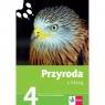Przyroda z klasą 4. Podręcznik z płytą CD Frąckowiak Ewa, Buniowska Joanna, Gęsa Ewa