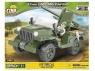 Cobi: Mała Armia WWII. 37 mm GMC M6 Fargo - kołowy niszczyciel czołgów -