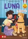 Pies na medal. Luna pies terapeuta