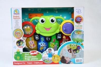 Projektor żaba