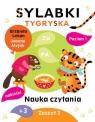 Sylabki Tygryska. Nauka czytania Poziom 2. Zeszyt 3