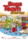 Bugs Team Starter Książka ucznia