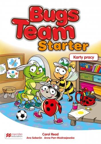 Bugs Team Starter Książka ucznia praca zbiorowa