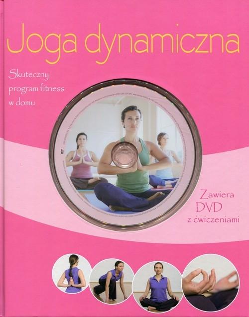 Joga dynamiczna Książka z płytą DVD z ćwiczeniami