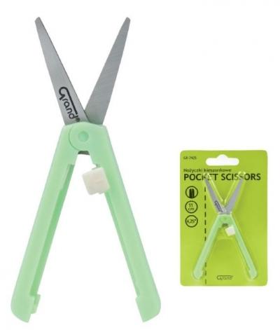 Nożyczki kieszonkowe GR-7425 4,25 GRAND