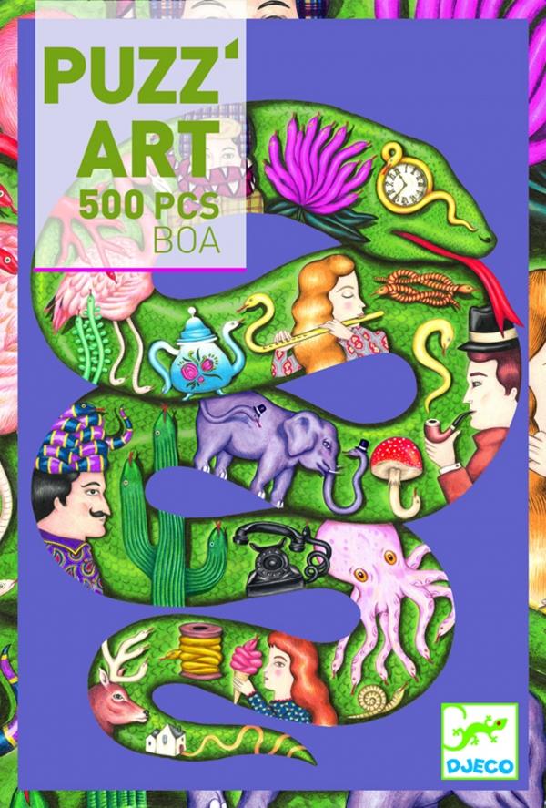 Puzzle Art Boa (DJ07650)