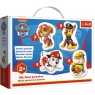 Puzzle Baby Psi Patrol: Skye, Marshall, Chase i Rubble (36087)