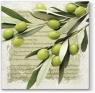 Serwetka Lunch Decor Greek Olives SDL087500 SDL077600