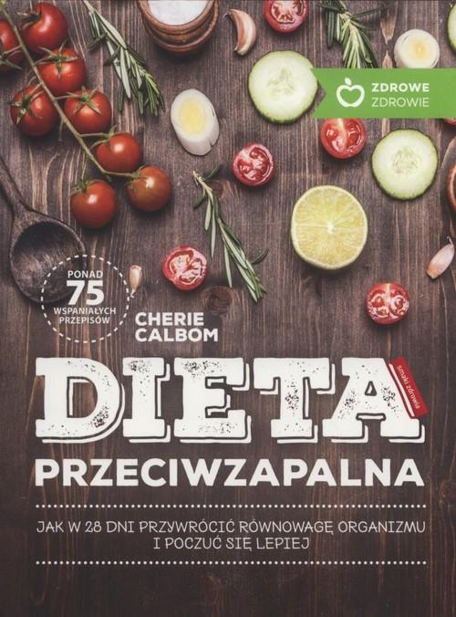 Dieta przeciwzapalna Calbom Cherie