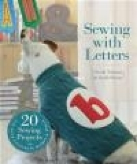 Sewing with Letters Sarah Skeate, Nicola Tedman