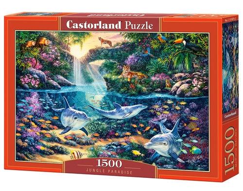 Puzzle Jungle Paradise 1500